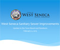 Sanitary Sewer Update